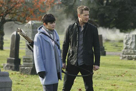 ONCE UPON A TIME Photos: Confronting the Dead | | the TV