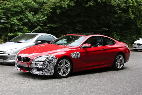 Facelift BMW 6 Series Range Goes Out for Tests, Barely