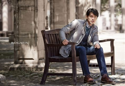 The Handsome Ahjussi: Hyun Bin's Sexy Abs and Best Style