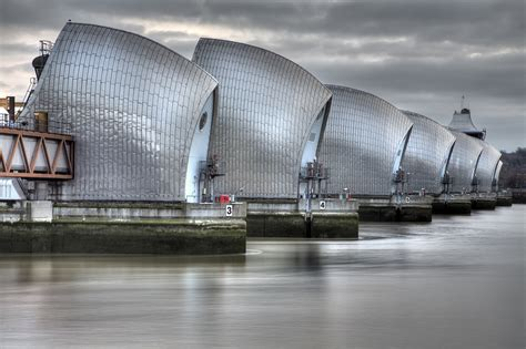 Thames Barrier's extraordinary year prompts government to