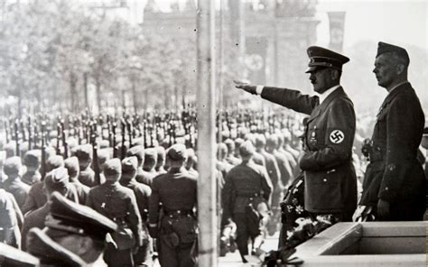 A glory moment for the Third Reich came when the Germans