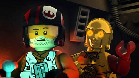 Poe to the Rescue | LEGO Star Wars: The Resistance Rises