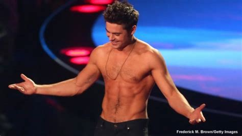 How Zac Efron May Have Enhanced His Sculpted Abs   Inside
