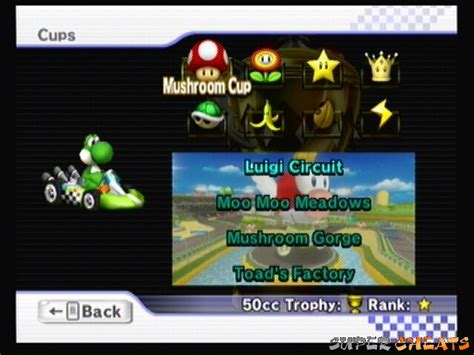 Courses - Mario Kart Wii Guide