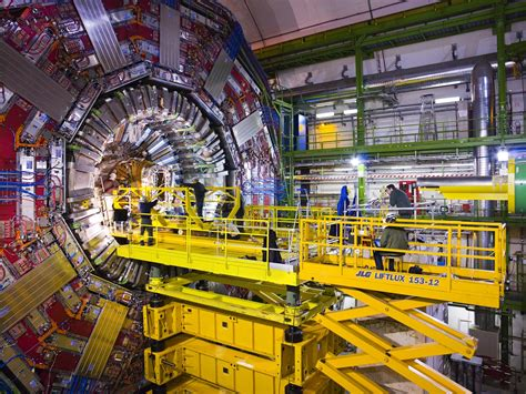 Tour of the Large Hadron Collider - Hacked Gadgets – DIY