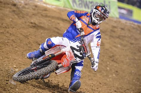 450 Words: Chad Reed - Supercross - Racer X Online