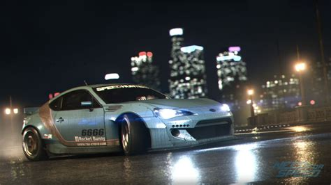 All the districts of Need for Speed's world revealed - VG247