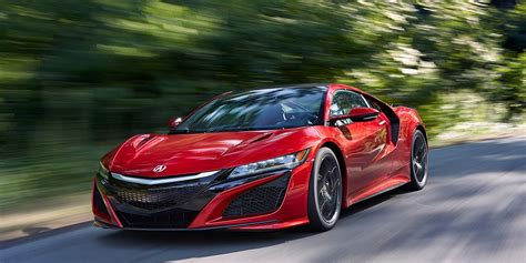 2017 Acura NSX Supercar Full Test – Review – Car and Driver
