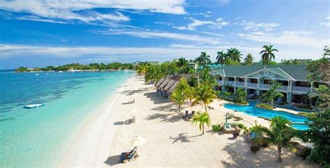 Montego Bay Airport Transfer to Sandals Negril- Jamaica