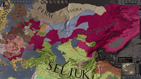 Being the Eastern Roman Empire means you must never stop