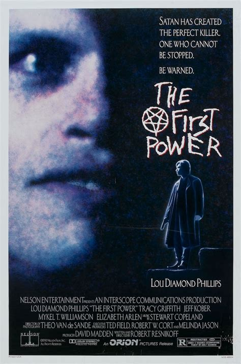 The First Power (1990) - Black Horror Movies