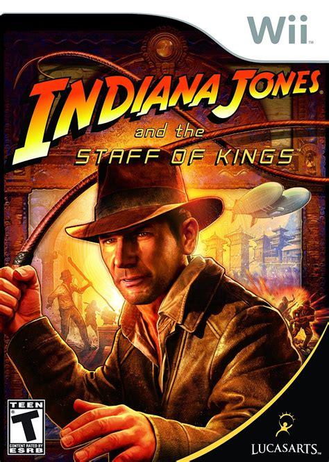 Indiana Jones and the Staff of Kings - Wii - IGN