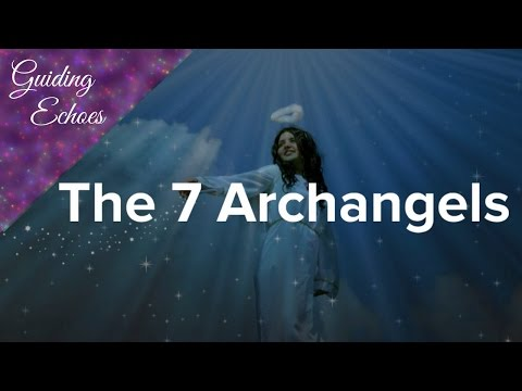 The 7 Archangels - YouTube
