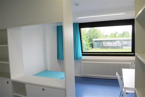 Olympic Village Student Quarters halls of residence