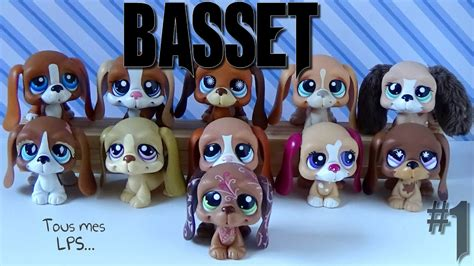 """Tous Mes LPS """"Basset-Hound"""" ♥ #1 ~FR - YouTube"""