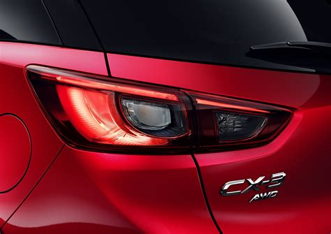 2016 Mazda CX-3 is a Crispy Looking Small CUV [50 Photos
