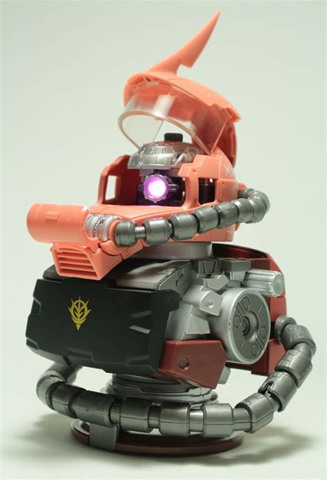 FULL REVIEW: EXCEED MODEL ZAKU HEAD Lighting and Sound