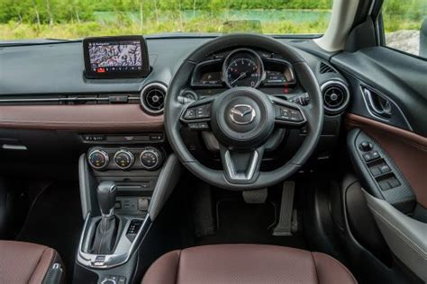 Updated Mazda CX-3 and new GT Sport special edition