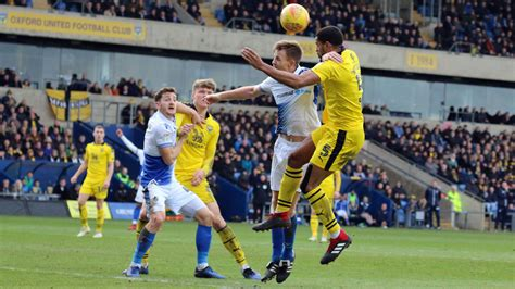 Bristol Rovers Kick Off Time Changed - News - Oxford United