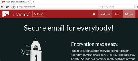 The best free private email services