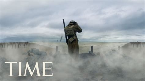Dunkirk VR Experience: Find Yourself On The Shores Of