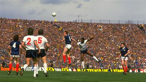 Classic England v Scotland goals from 1970s and 1980s