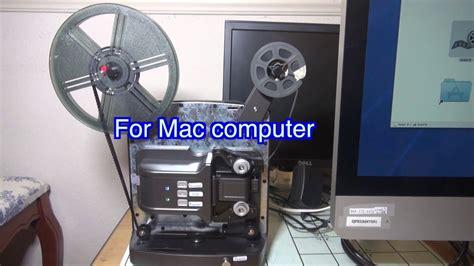 How to convert Super 8 film to DVD or Blu ray with