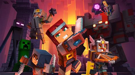 Minecraft Dungeons: From mobs to weapons - here's what we