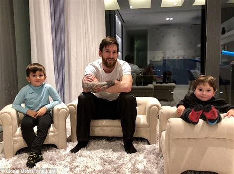 FIFA Player of the Year Lionel Messi takes us inside his