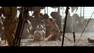 The Grimm Critique: Star Wars: The Force Awakens | Star