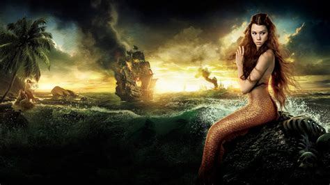 Syrena in Pirates of the Caribbean On Stranger Tides