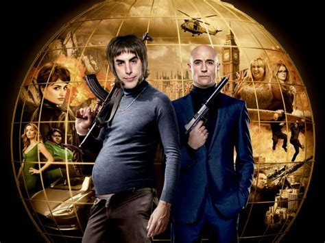 The Brothers Grimsby (2016) - Louis Leterrier   Synopsis