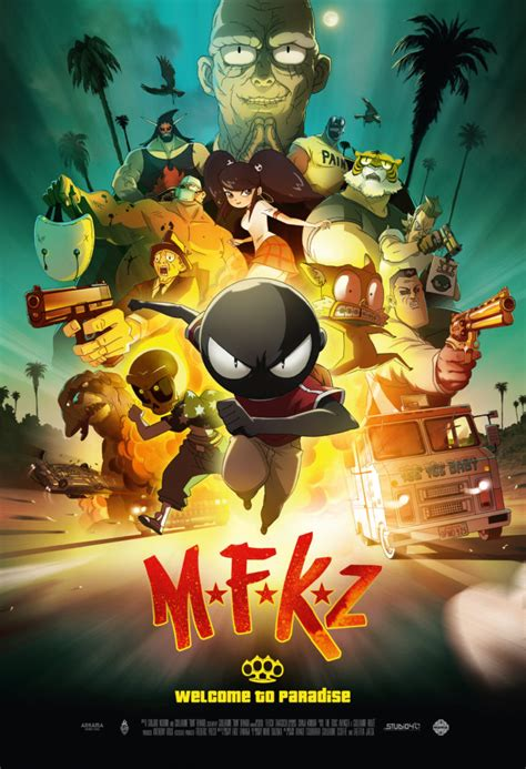 Book now! MFKZ Teaser, Poster and Amazing All Star Cast