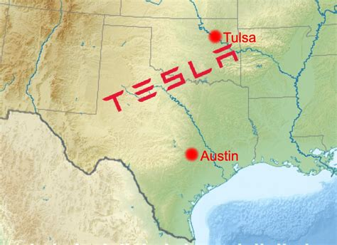 Tesla has its heart set on Texas for upcoming Cybertruck
