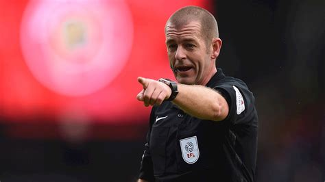 Darren Handley Will Officiate Blues' Game Against Oxford