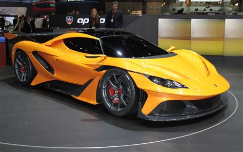 Top Speed: See The 20 Fastest Cars In The World   Hong