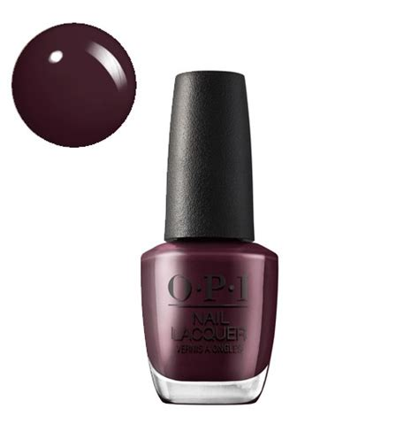 OPI Nail Lacquer Muse of Milan - Complimentary Wine 15ml