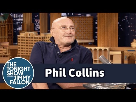 Phil Collins Reveals The Jaw-Dropping Story Of How He