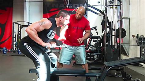 Tip: The Motorcycle Row for Bigger Lats   T Nation