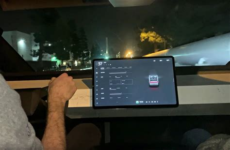 Tesla Cybertruck's 'marble' dashboard is actually made