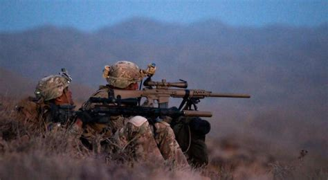 US Special Ops Looking for New Sniper Rifle – Warfare