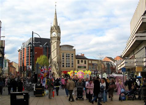 Leicester - Uncyclopedia, the content-free encyclopedia