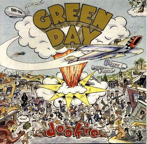 What Ever Post!: Green Day - Dookie 1994