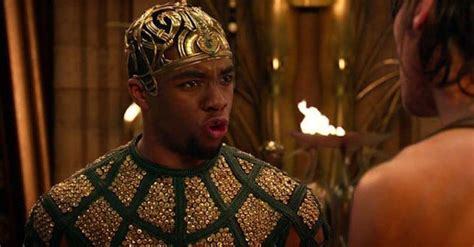 Gods Of Egypt Review: Bombastic Spectacle, No Controller