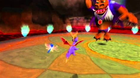 Let's Play - Spyro Enter the Dragonfly - Part 22 - Ripto's