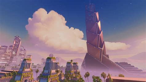 Overwatch's new map, Oasis, available now - Polygon