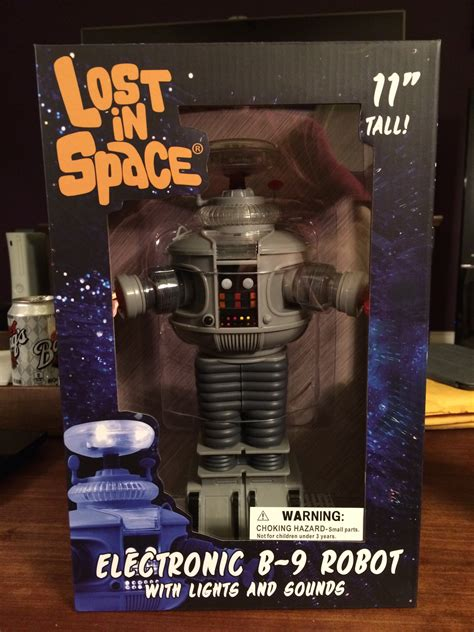 LOST IN SPACE ROBOT: One of the Best Toys I Never Had