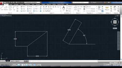 CAD Software in Engineering Drawings - Lines a Baisc