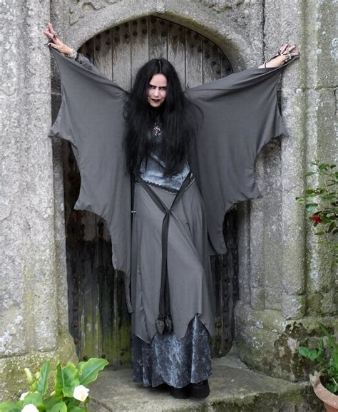 Grey Lady Lily Munster Gown £120