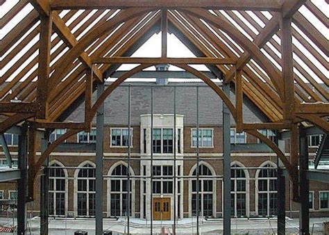 Heavy Timber Construction - 06130   Heavy Timber Supplier